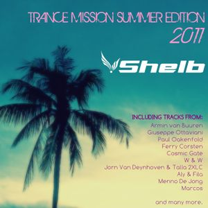 Trance Mission Summer Edition mixed by Shelb(2011-Cd1)