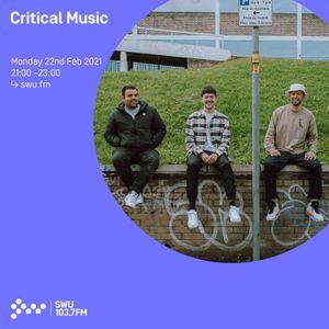 Critical Music w/ Sam Binga, Foreign Concept & Hyroglifics | SWU.FM | 22.02.2021