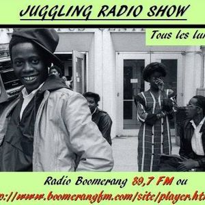Juggling Radio Show 11 Mars 2019 Guest Aya With Mounty Lion & Jahriki