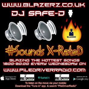 DJ Safe-D - Pile Driver Radio - Wednesday - 19-04-17 - FaceBook Live