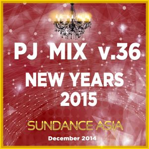 PJ Mix - NEW YEARS 2015  (v.36)