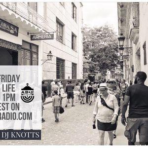 FRIDAY LIFE on ABL Radio 4-28-17 #BareYourSoul
