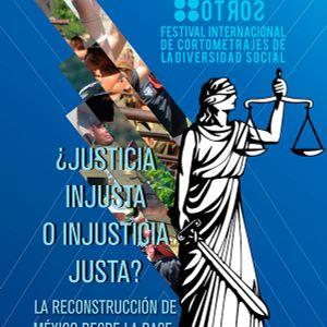 Radio Faro entrevista a Michael Vetter Dir. de ¿Justicia Injusta O injusticia justa?, el Día 1 de Ma