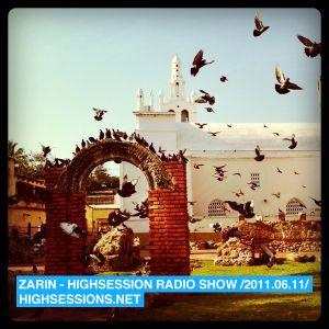 Highsession Radio Show (2011.06.11)