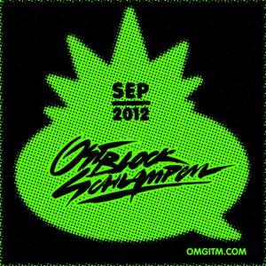 OMGITM SUPERMIX SEPTEMBER 2012 - OSTBLOCKSCHLAMPEN