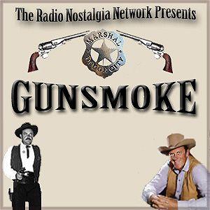 Gunsmoke Twelfth Night 12-25-55