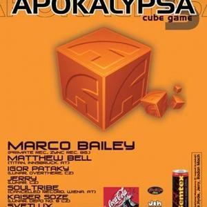 Mathew Bell @ Apokalypsa 05 (31.03.2001)