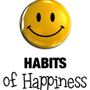 Habits of Happiness: 1b – Giving