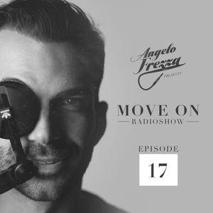 ANGELO FREZZA presents MOVE ON #017 [Podcast - Radio Show] June 2017 Mix