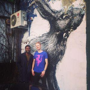 #StuckOnAir #513 with @Just_Anwaar & @DanFormless Live on www.Hoxton.FM every Friday 5-7pm GMT