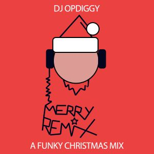 Merry Remix- A Funky Christmas Mix