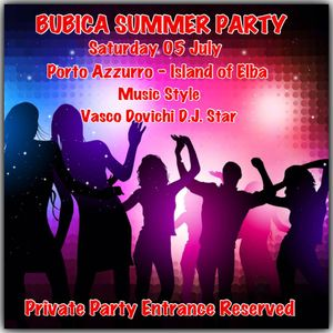 "Bubica Summer Party (01) - 05-07-2014 ""opening"""