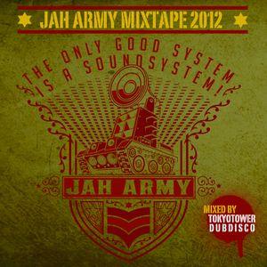 Jah Army Mixtape 2012