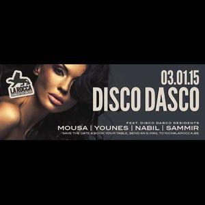 DISCO DASCO LA ROCCA 2015-01-03 P4 DJ SAMMIR