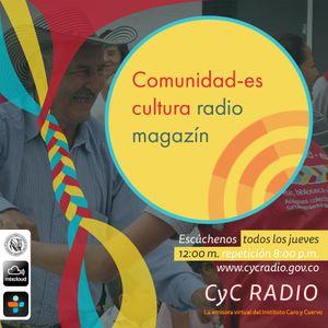 COMUNIDAD ES CULTURA PROGRAMA 10.