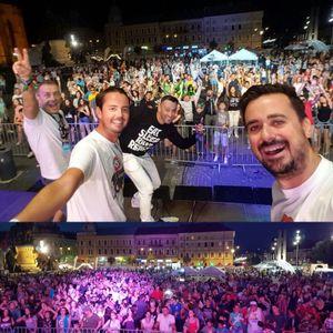 Partydul KissFM la Untold 7 aug 2016 - Lorand Balogh (STG), OLiX, Dan Fintescu Dj Jonnessey si Aner