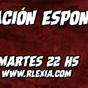 GENERACIÓN ESPONTÁNEA 15-08-17 en RADIO LEXIA
