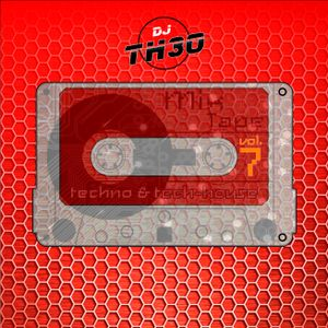 Dj Th3o - Mix Tape Vol. 7 Techno, Tech-House