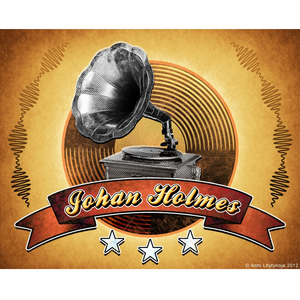 Johan Holmes - Moustached Mood Mixtape