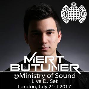 Ministry of Sound Set - Friday 21st July