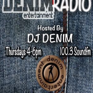 100.3 Sound fm - Denim Entertainment Radio ep. 23 (part 1) TomorrowLand tribute show (July 12/ 2013)