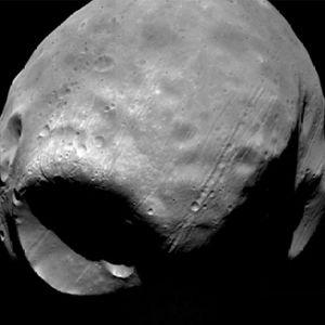 Monolith From Mars