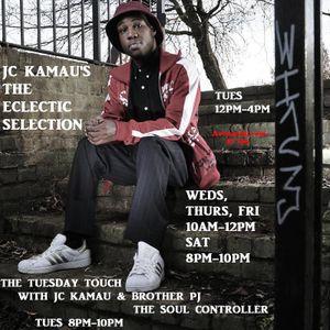 JC Kamau's Eclectic Selection 08/02/2012