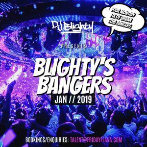 #BlightysBangers January 2019 // R&B, Hip Hop & Dancehall // Instagram: djblighty