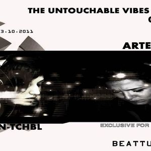 ArtemiS & N-tchbl - The Untouchable Vibes 002 on Beattunes.com - October 2011