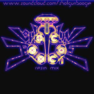 Shotgun Boogie- Resin Mix