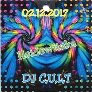 C.U.L.T. DJ-Set @ Alice im Wunderland / Heidewitzka 2017