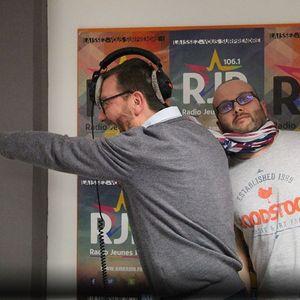 Wikilectro avec J-louis et James sur RJR et RADIO CAMPUS 3 170331