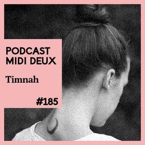 Podcast #185 - Timnah Sommerfeldt