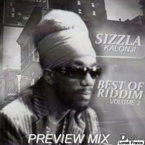 "NEW**2013 SIZZLA ""BEST OF RIDDIM VOL 2 2013"""