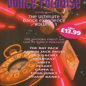 Dance Paradise Vol.1 - Unity / Phantasy