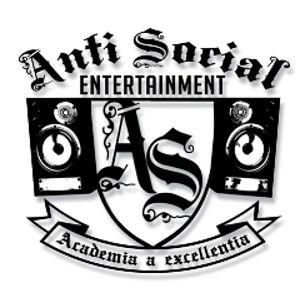 Anti-Social show with dj Jay 5ive'N' mc G Double - 14/4/12
