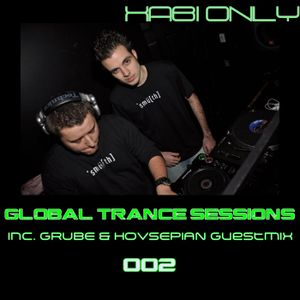 Xabi Only - Global Trance Sessions 002 (inc. Grube & Hovsepian Guestmix)[17-10-2011]