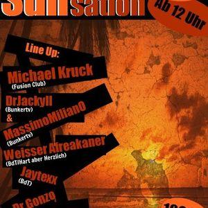 Michael Kruck @ Techno SunSation 2012-11-08