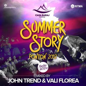 John Trend and Vali Florea - Ponton Story 2012