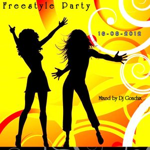 Freestyle Party 16-08-2012