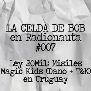 La Celda De Bob #001 (Especial Ley 20Mil & Magic Kids)