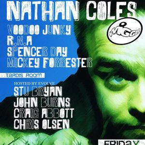 Nathan Coles @ The Barn (Portsmouth) 11th May 2012