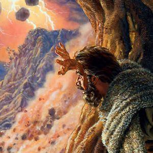 865 BC: Elijah at Mt Horeb and the Still Small Voice of God