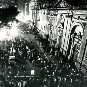 Claudio Arrau. Última visita a Chile. 18 Mayo 1984. Catedral Metropolitana de Santiago- 1ra parte
