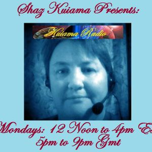 Shaz Kuiama Presents ... Alice Cooper