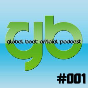 Dj Mandys - Global Beat Official Podcast 001
