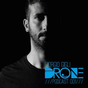 DRONE Podcast 001 - Giorgio Gigli