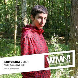 WMN! Exclusive mix ♬ Kritzkom ♬ Nantes/Berlin
