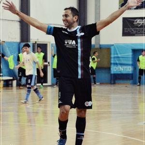 Alejandro Román, DT del futsal de UAI Urquiza en el Programa 713 de UAI Deportiva