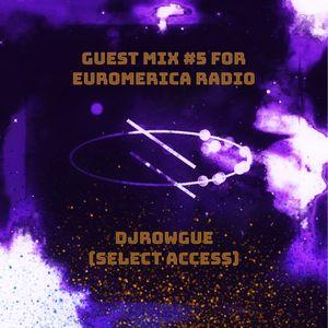 DJRowgue on EuromericaRadio #5 (Select Access)